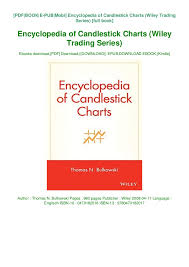 P D F File Encyclopedia Of Candlestick Charts Wiley