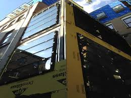 curtain wall panels constraction