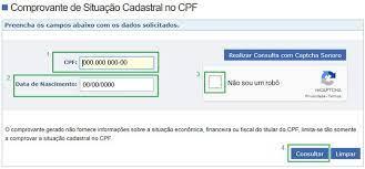 o consultar o cpf conheça