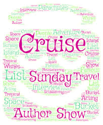 writer site welcome to the sunday interview and the theme is the ultimate bucket list