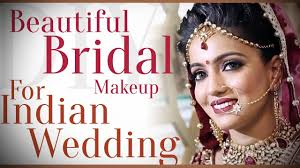 beautiful bridal makeup for indian wedding makeup tutorial for indian brides krushhh by konica you
