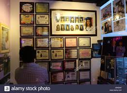 office space memorabilia. Visitors Look At The Memorabilia Of Abinta Kabir On Display In A Corner Office Space Foundation. Was Killed During Terro P