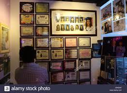 office space memorabilia. Visitors Look At The Memorabilia Of Abinta Kabir On Display In A Corner Office Space Foundation. Was Killed During Terro O