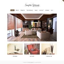 Small Picture Simple Spaces Interior Design Total WordPress Theme Demo WPExplorer