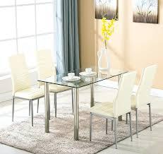 Dark Wood Dining Room Sets Table Chairs Uk Mahide Info