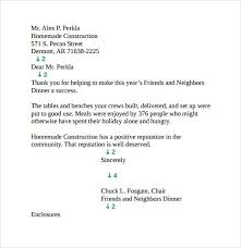 Example Of A Personal Business Letter Joele Barb