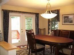 Dining Room Light Fixture Dining Room Breathtaking Dining Space Implemented With Big Wall