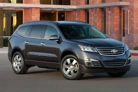 Used 2013 Chevrolet Traverse for sale - Pricing & Features | Edmunds