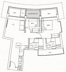 One Pearl Bank Floor Plan C3a Property Fishing