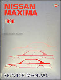 1990 nissan maxima wiring diagram manual original related items