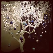 Tree Branch Christmas Ornaments  Wood Burned Trees And Snowflakes Wooden Branch Christmas Tree