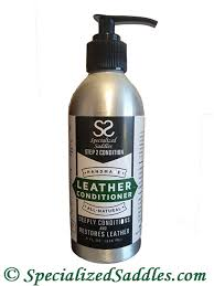 specialized saddles leather conditioner