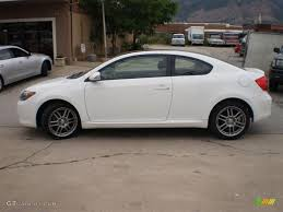 2007 Super White Scion tC #32178608 | GTCarLot.com - Car Color ...