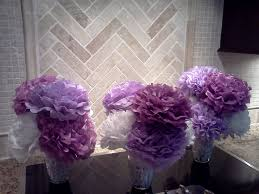 tissue paper flower centerpiece ideas tissue paper flowers centerpieces images flower decoration ideas