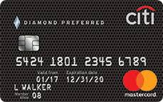 Low Interest Credit Card Citi Diamond Preferred Citicom