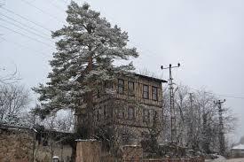 safranbolu'da kar yağışı ile ilgili görsel sonucu