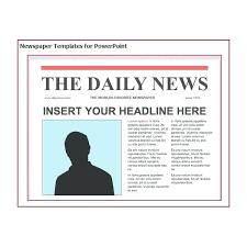 School Newspaper Layout Template Microsoft Publisher School Newspaper Template Layout Newspaper