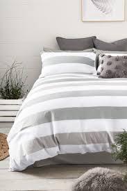 textured waffle stripe 100 cotton