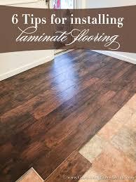 best 25 installing laminate flooring ideas
