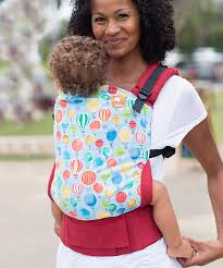 ZULILY Hot Air Balloons Tula Baby Carrier - SALE $78.79   EVERYSTORE
