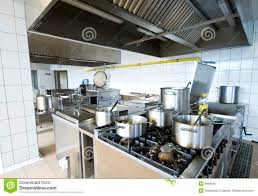 Industrial Kitchen Industrial Kitchen Royalty Free Stock Photography Image 16687677