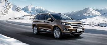 2018 ford edge. delighful edge 2018 ford edge redesign with ford edge d