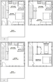 Small Detached Guest House Plans Tiny Ideas Designs Modern