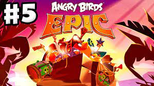Angry Birds Epic - Gameplay Walkthrough Part 5 - Desert Pig Castle (iOS,  Android) - YouTube