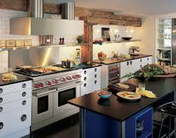 Kitchen Wolf Oven Red Knobs
