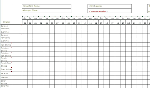 excel project timesheet excel project template download sample monthly timesheet multiple