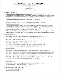Pilot Resume Template Adorable 40 Lovely Pilot Resume Template Resume Templates