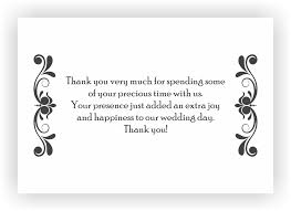Wedding Ideas ~ Wedding Ideas Gift Fresh Gifts Thank You Notes Photo ...