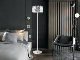 crystal floor lamps australia style modern lamp creative loft long arm bedroom luxury