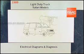 gmc safari wiring diagram gmc wiring diagrams online 1989 gmc safari van wiring diagram manual original