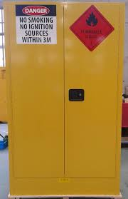 Yellow Flammable Cabinet Flammable Cabinets