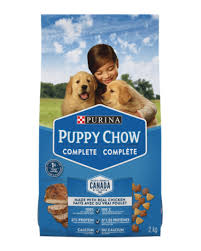 Puppy Chow Complete With Real Chicken Dry Dog Food