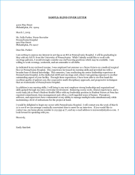 Example Of A Cover Letter For Nursing Sample Cover Letter For Nursing Nurse Practitioner 3852 Easy