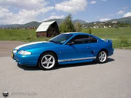 1998 Ford Mustang GT-350 id 2060