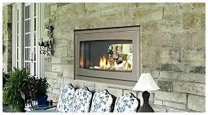 indoor outdoor gas fireplace indoor outdoor fireplace double sided indoor outdoor gas fireplace twilight modern indoor outdoor see thru gas fireplace