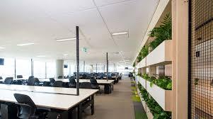 office interior.  Interior Lighting Morphosis3 With Office Interior