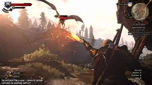 the witcher 3 switch preview hands on