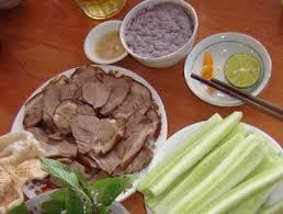Image result for thịt chó việt nam