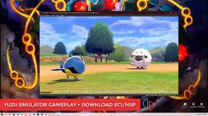 Pokemon sword xci