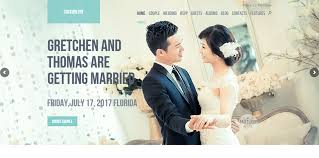 Wedding Wordpress Theme Best Wordpress Themes For Weddings And Engagements 2018