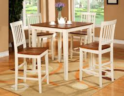 antique white pub table and chairs  all about chair design