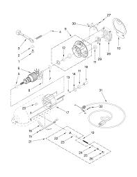 Kitchenaid mixer wiring diagram wikishare