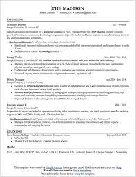 Ideal Resume Format Building A Better Resume Get Rich Slowly