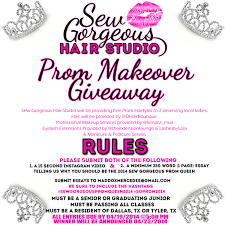 sew gorgeous prom giveaway branding u promotions sew gorgeous prom giveaway
