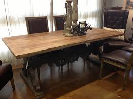 Home Design  Table Rustic Dark Dining Room Tables Beach Style - Dining room tables rustic style