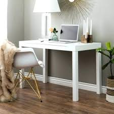 parsons desk target white parson desk contemporary two drawer student desk in white free intended